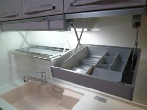 タカラスタンダード リテラへのキッチン交換★ 札幌市西区マンション
