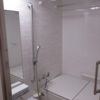 タカラスタンダード『伸びの美浴室』で清潔感あふれるバスルーム!札幌市マンション