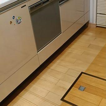 商品+交換パックのお買い得な食器洗い乾燥機を新規設置!札幌市