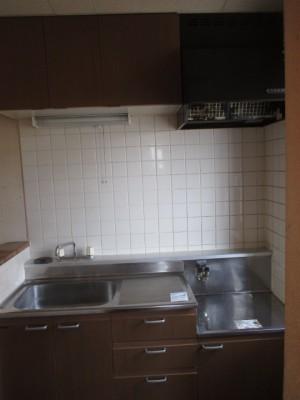 既存キッチン52