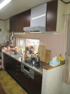 既存キッチン60