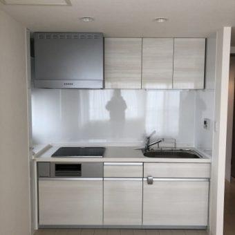 LIXIL『シエラ』ですっきりシンプルキッチンへ!札幌市マンション