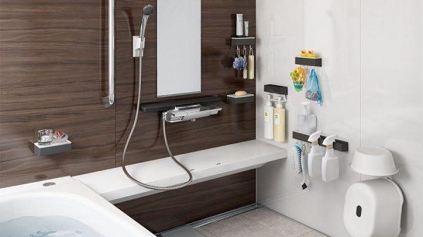 ホーロークリーン浴室パネル/マグネット
