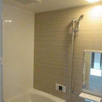タカラスタンダード「リラクシア」でくつろぎの浴室!札幌市マンション