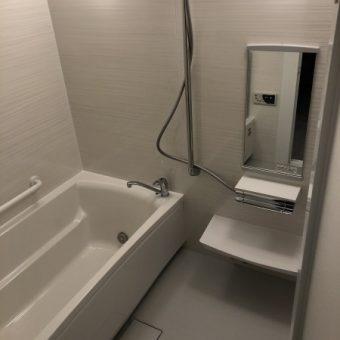 タカラSBでスタイリッシュな浴室へ♪札幌市マンション