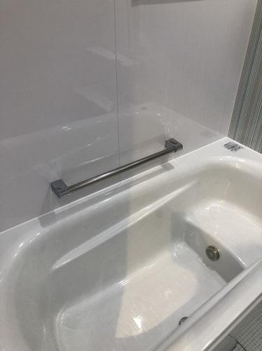 TOTOシステムバス お掃除ラクラク人大浴槽
