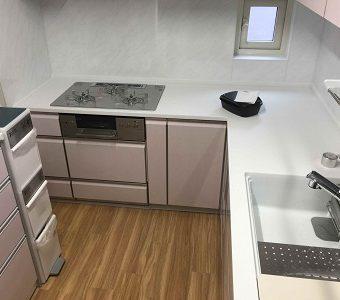 洗練された美しさのタカラの最高級キッチン『レミュー』で快適キッチン空間! 札幌