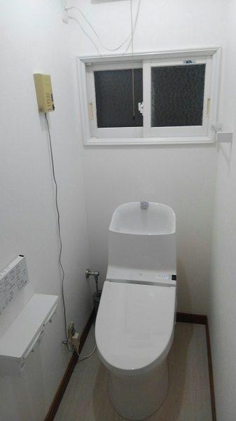 3施工後トイレTOTO『GG-800』