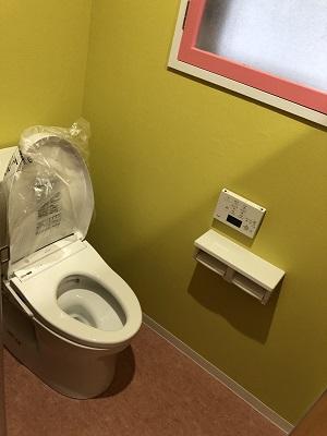 TOTOトイレ『ピュアレストQR』