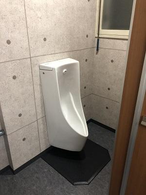 TOTO自動洗浄小便器
