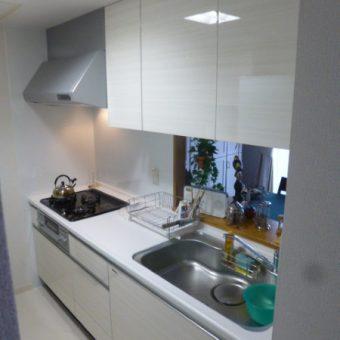 タカラSK『グレーシア』+オリジナルオーダー食器棚リフォーム!札幌市マンション