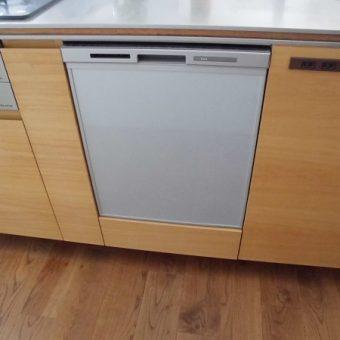 Panasonicディープ型食器洗い乾燥機を新規取付!札幌市戸建て