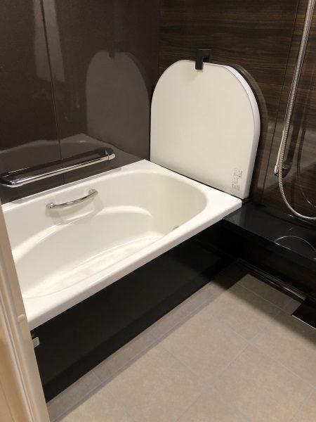伸びの美浴室/システムバス