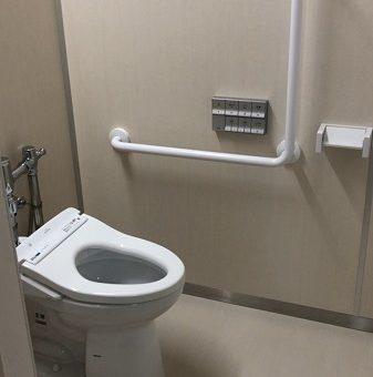 和式を洋式へリフォーム&車いす用トイレへリノベーション!千歳市