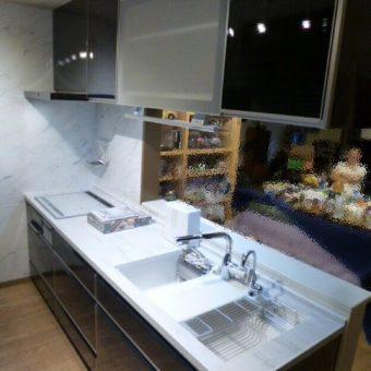タカラ最高級『レミュー』、対面式キッチンリフォーム!札幌市