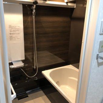 ハイグレードのバスルームで、至福の時間をのんびりと!札幌市