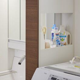 リクシル洗面化粧台ピアラ11