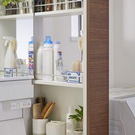 リクシル洗面化粧台ピアラ10