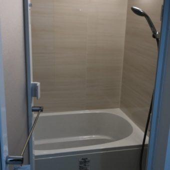 コンパクトでも機能的な快適浴室空間へリフォーム!札幌市マンション