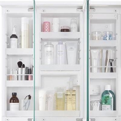 リクシル洗面化粧台ピアラ7