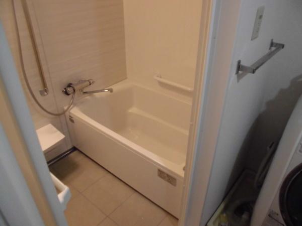 伸びの美浴室