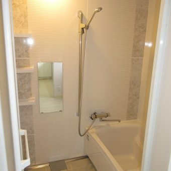 ホーローパネルでお掃除ラクラクな浴室に!札幌市
