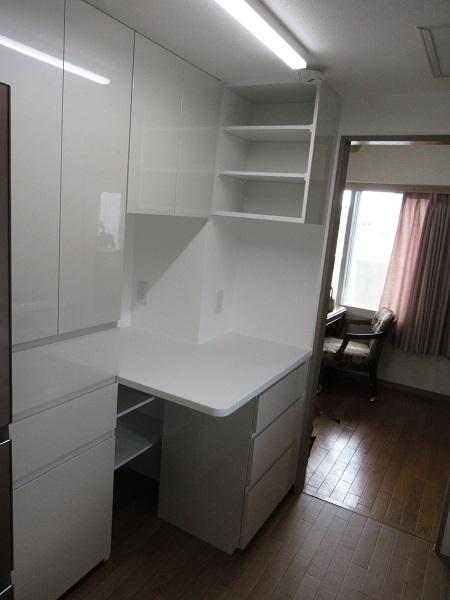 キッチンワークスオリジナル食器棚