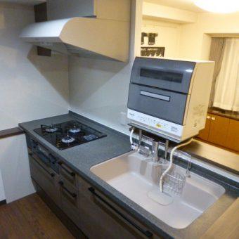 トクラスキッチン『ビービー』スタイリッシュプラン施工事例!札幌市マンション