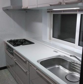 タカラ『エーデル(Edel)』で明るいキッチンに!北広島市戸建て