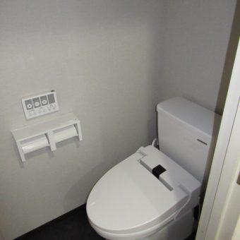 タカラトイレ『ティモニS』でリーズナブルに快適トイレリフォーム!札幌市マンション