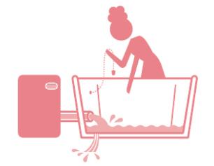 エコフィール 自動風呂配管クリーン