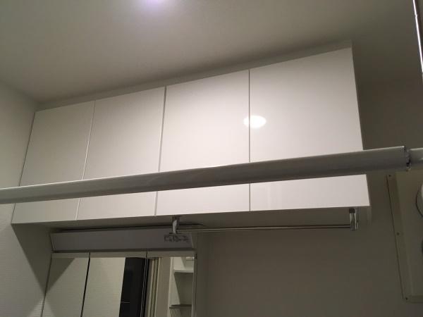洗面吊戸棚オーダー