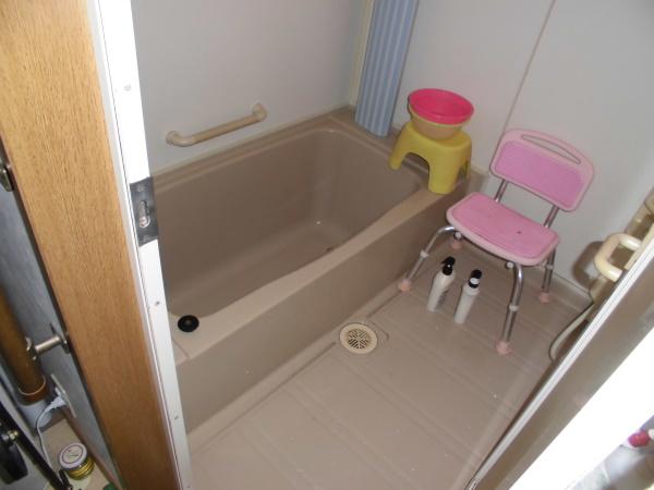 1施工前浴室2