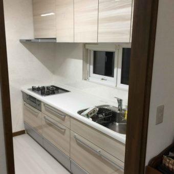 クリンレディでキッチンを明るく!札幌市