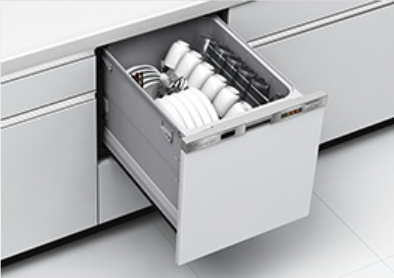 三菱電機 食器洗い乾燥機 取っ手もラクドア EW-45L1SM