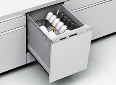 三菱電機 食器洗い乾燥機 取っ手もラクドア 45RD1シリーズ