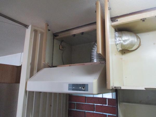1施工前キッチン2