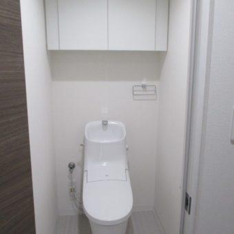 マンションフルリフォームでお洒落に快適な水廻りへ!トイレ編 札幌市マンション