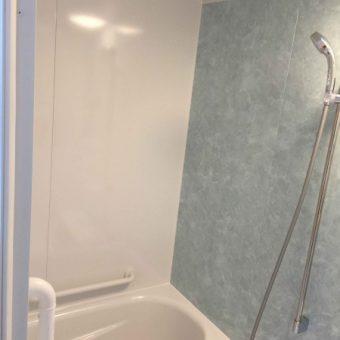 TOTOシステムバス『サザナ』でアロマグリーンの爽やかな浴室に!