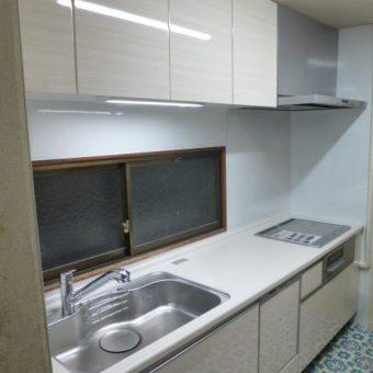 タカラスタンダード『グレーシア』でスタイリッシュな木製キッチンへリフォーム!札幌市戸建