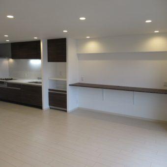 内装フルリフォーム、和室も洋室へチェンジ!札幌市マンションフルリフォーム