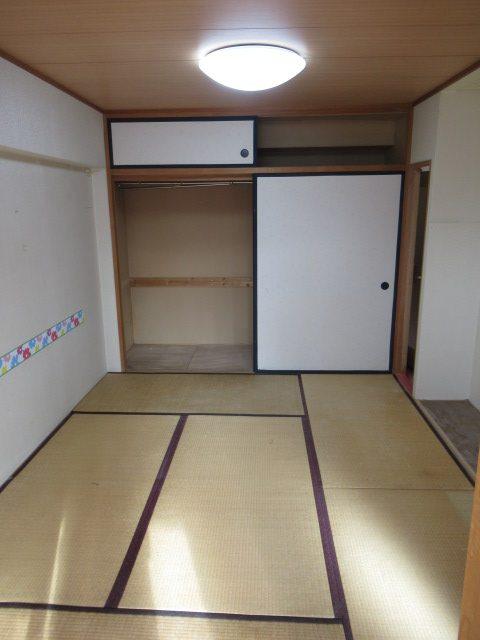 1施工前居室和室7