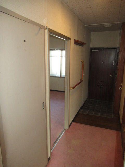 1施工前居室廊下5