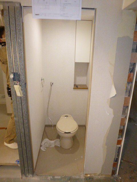 2トイレ解体