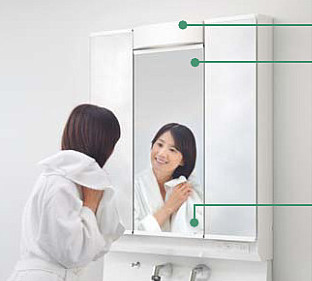 3面鏡LED仕様