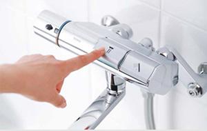 TOTO浴室用水栓 『タッチスイッチタイプ』水栓