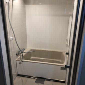 高級感あふれるバスルームで家族みんな笑顔の入浴時間!札幌市マンション