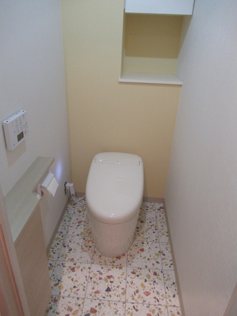 3施工後トイレ