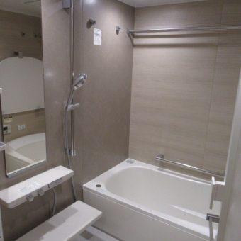 TOTOシステムバスルーム『マンションシンラ』へリフォーム施工事例!札幌市マンション