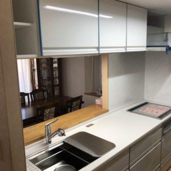 コンセプトは「宝物(treasure)」長く愛せる家事ラク仕様のキッチンへ!札幌市